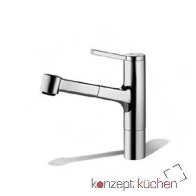 KWC AVA Küchenarmatur mit Schlauchbrause Chrom 10.191.033.000 Online ...